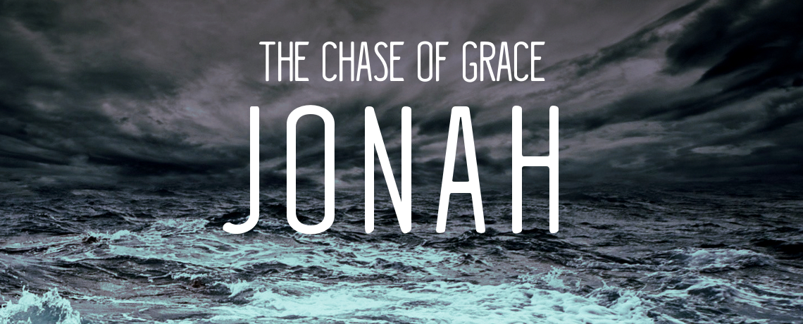 The Chase of Grace : Jonah - Everton Park Church